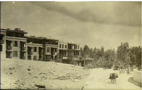 2nd Australian General Hospital Mena, originally Mena Hotel. Photographer J.P. Campbell, donor  J. Campbell. Photograph source AWM H03082