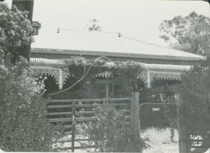 3 Meadow Street, Guildford, WA 1980. Home of the Taylor family. Photo B.Dunda