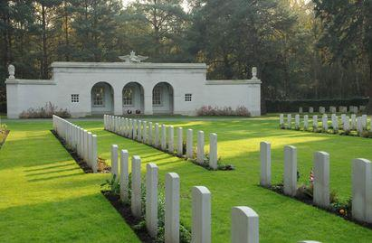 Brookwood Military Cemetery. Photograph source CWGC