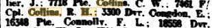 Collins Rueben Henry. Image source West Australian Newspapers 12.8.1919 p4