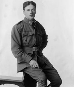H.A. Kingsbury 1916. Photographer Dease Studios, Perth,WA. Image reproduced with permission SLWA 153044PD
