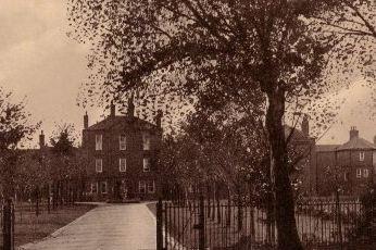 Military Hospital Colchester. Postcard by Valentine Series 80205