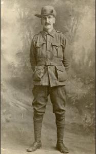 Norman Bridson Robinson. Photograph Macclesfield RSL, sourced from RSL Virtual Memorial