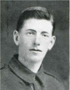 Pte. W.D.Jones. Photo reproduced with permission of Hesperian Press 2014 p80