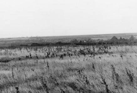Ruined village of of Boursieres (Boursies) in the Bullecourt sector 1917. Photographer unknown, photograph source AWM E01303