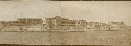 """St George's Hospital and Bay, Malta,"""" First World War Poetry Digital Archive, accessed January 1, 2017, http://ww1lit.nsms.ox.ac.uk/ww1lit/collections/item/1339"""