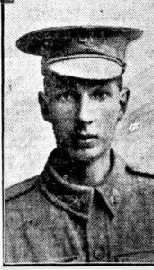 Teesdale-Smith, Cpl. P. The Register, Adelaide 5.10.1915 p6