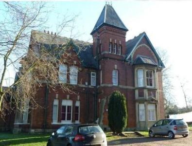 Wicklow Lodge previously Hospital, 95 Burton Road, Melton Mowbray. Hants.UK
