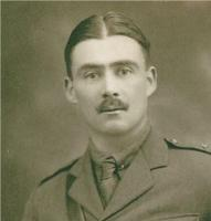 Cptn. Thomas Donald  Graham WW1. Reproduced courtesy Gull Collection