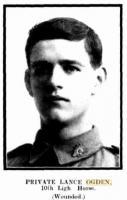 A.L. Ogden. Photograph source Western Mail  10.9.1915 p4
