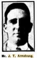 Armstrong J.T. Photograph source Western Mail 6.3.1930 p44