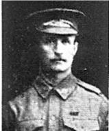 Driver Reginald Davis in Palmer and Ashwprth, 'Australia's Fighting Sons of the Empire 1014-1918. Facsimile Edition 2014, reproduced with permission of Hesperian Press