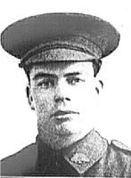 Private Ernest Bingham 48th Bn. Photo source Western Mail 13 10 1916 p28