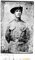 E.E. Jones. Photo source The Sun 13.6.1915 p16
