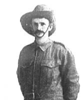 Pte. J. W Bingham. Photo source Western Mail  13.10.1916 p28
