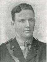Johnson K.L. Image from WW1 Pictorial Honour Roll Tasmania, sourced from ww1gravesecrets.net joh.html