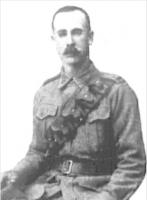Sgt. H. W. Walsh. 3rd FCE.  Photo source Daily News 14 9 1915 p4