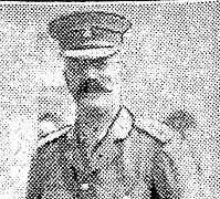 Lieut.-Col. Charles Battye. Photograph source Daily News 21.2.1916 p3