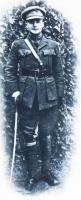 Lieut. Morton Allan. Photograph source Bank of NSW Roll of Honour 1921 p21