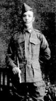 Private A.H.L. Milford. Photograph source Western Mail 14.5.1915