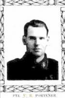Pte. Victor R Portener. Photo source Western Mail 9.8.1918 p7