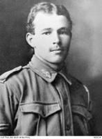 Cpl. Lancelot Sweeting Hester 1916. Photo Source AWM H06634