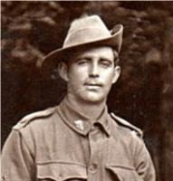 Pte. Benjamin Taylor. Photo Berrisa Brown (nee Taylor) courtesy Neil Foley